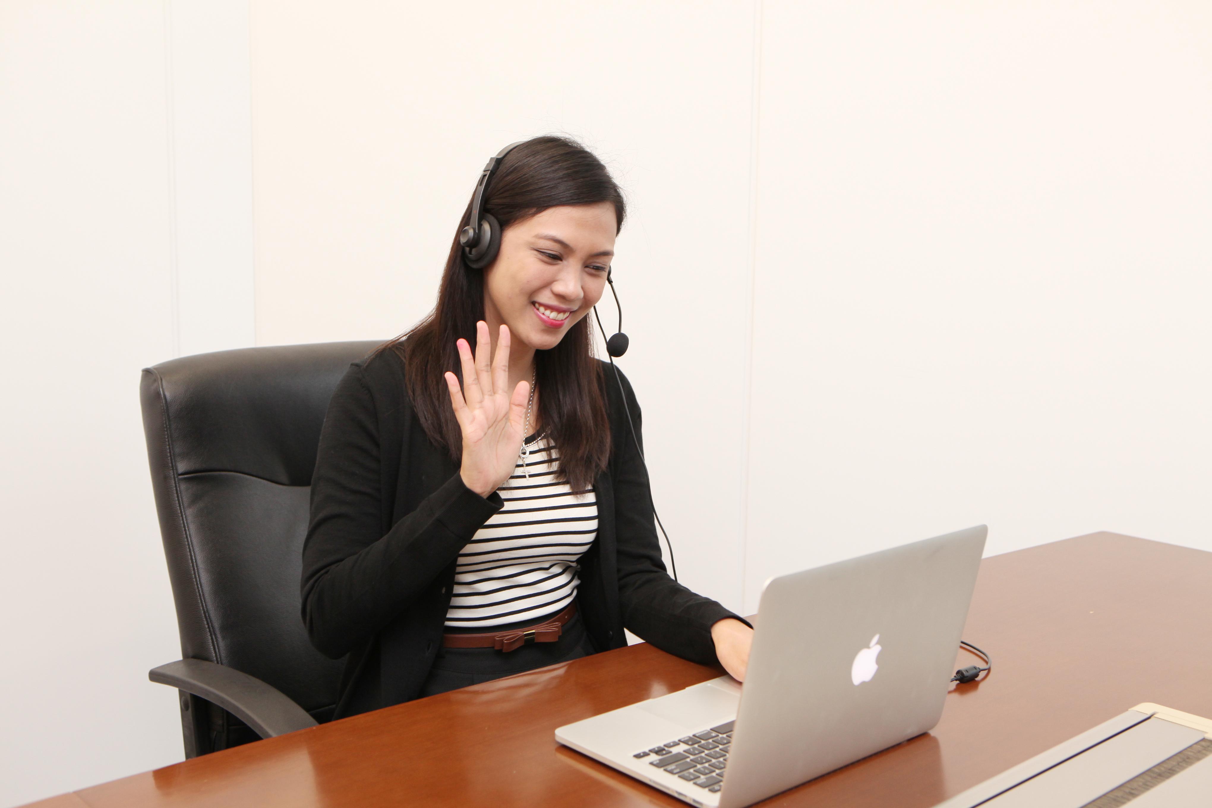 産経オンライン英会話講師